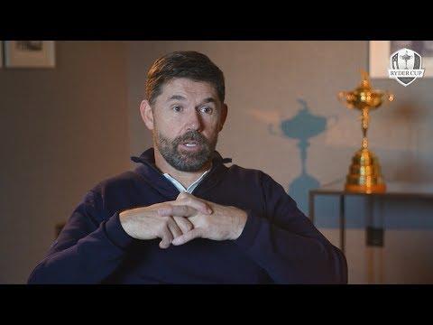 Pádraig Harrington on Ryder Cup Captaincy Mp3