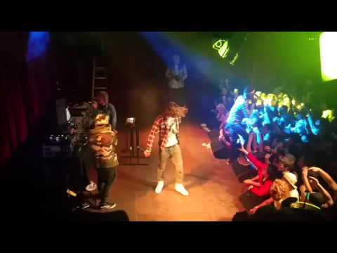 Underachievers Forevermore Express Tour - Seattle - Full Set