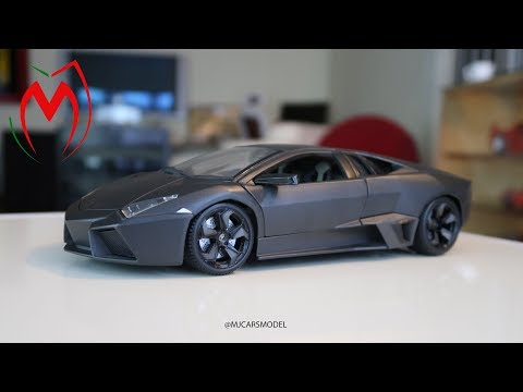 Lamborghini Reventon By Burago 1/18