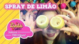 Olha só que ítem legal: ele transforma o limão em spray!! Muito prá...