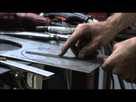 miller plasma circle cutting guide