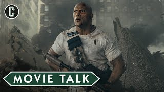 Will Rampage Be The Rock's Biggest Movie? - Movie Talk