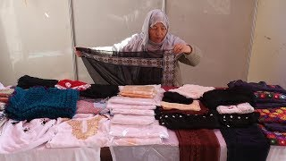 BAZAR: Women Showcase Products in Kabul