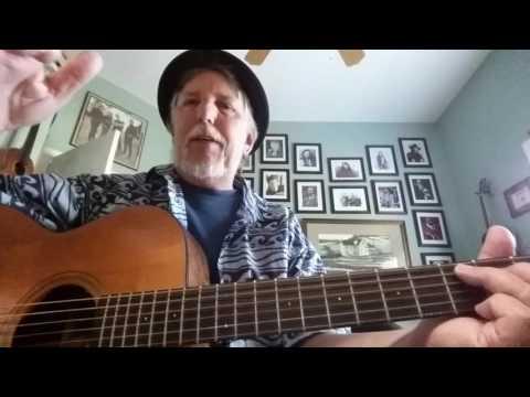 Lava Song run through with guitar for Edie