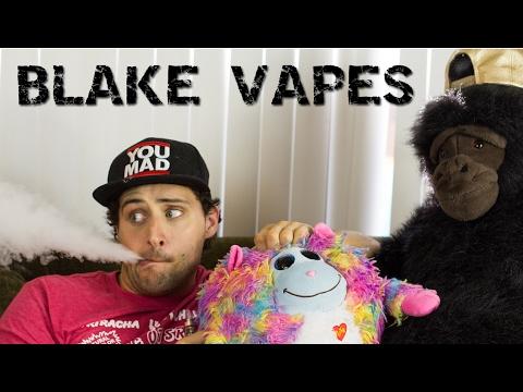 THE BLAKE VAPES INTERVENTION DOCUMENTARY - 2015