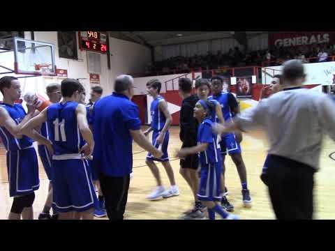 (1/4/19) JV Boys: Jackson Victors @ Newton County Academy Generals
