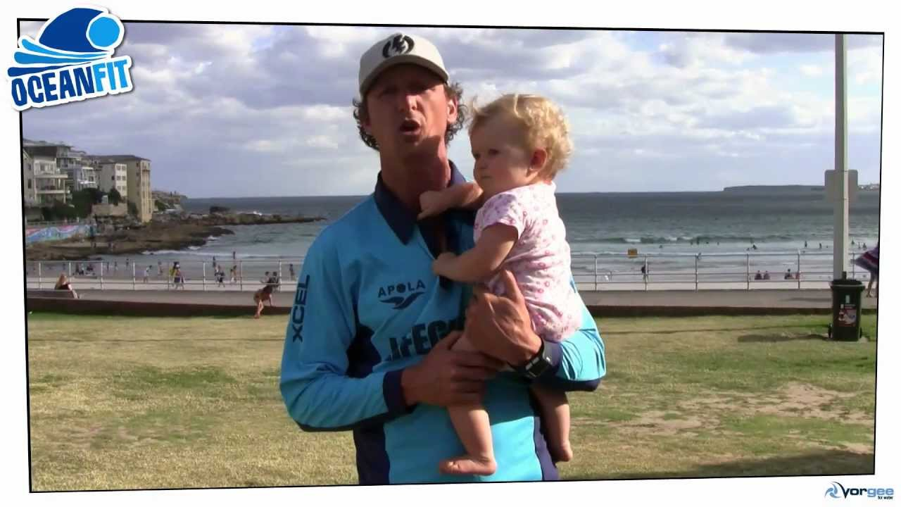 0644c6386d54 Summer ocean safety plea from OceanFit   Deano from Bondi Rescue. A Google+  Page