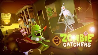 Zombie Catchers - Two Men and a Dog Day 9 Walkthrough