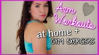 Arm Workouts Thumbnail