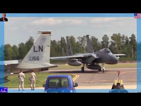 Fighter Squadron executing the NATO Baltic Air Policing mission at Šiauliai Air Base, Lithuania