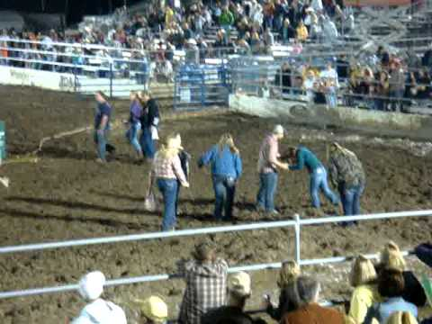 Fort Madison Tri State Rodeo Mud Fail Youtube