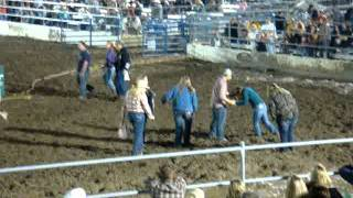 Fort Madison Tri State Rodeo MUD FAIL