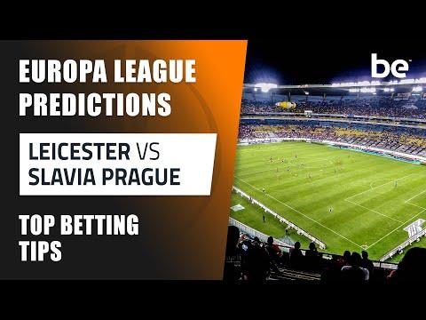 Europa League predictions | Leicester vs Slavia Prague top betting tips