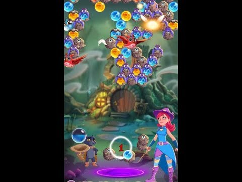 Bubble Witch 3 Saga Level 1057