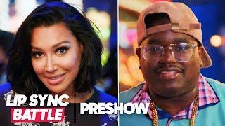 Naya Rivera vs. Lil Rel Howery | Lip Sync Battle Preshow