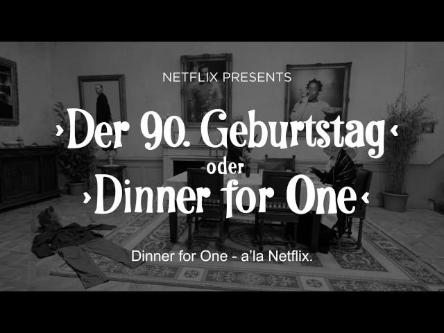 Tv Dinner For One Sendetermine An Silvester Promis Kurioses