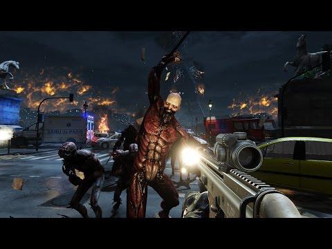 Killing Floor 2 Boss Fight - Kill Hans Volter! [60fps]