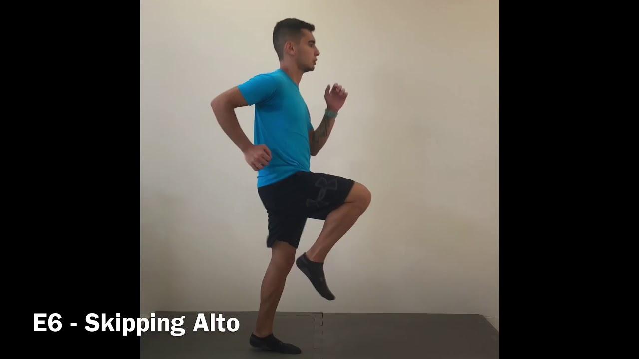 Skipping Alto