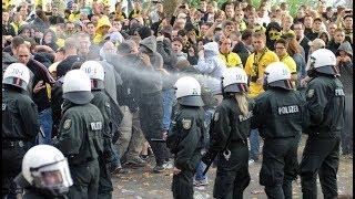 Best Of: Polizeigewalt im deutschen Fußball #2