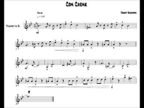 Jazz Trumpet  - Latin
