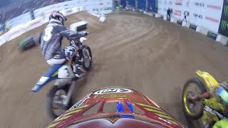 2015 Sofia SX | Phil Nicoletti | Saturday Heat Race | TransWorld Motocross