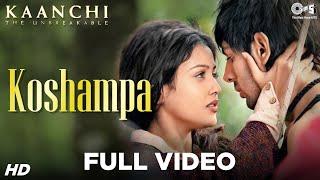 Koshampa Song Kaanchi | Kartik Aaryan, Mishti | Latest Bollywood Songs
