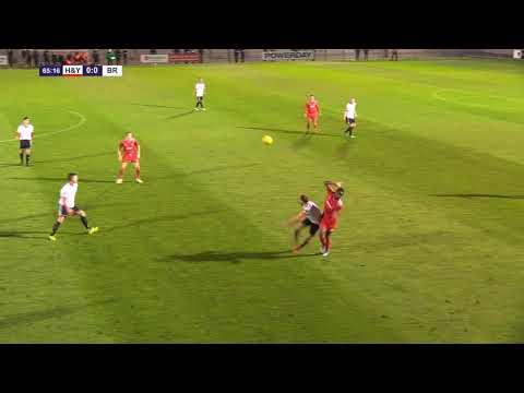 Hayes & Yeading v Brightlingsea Regent - 24th Nov 2018