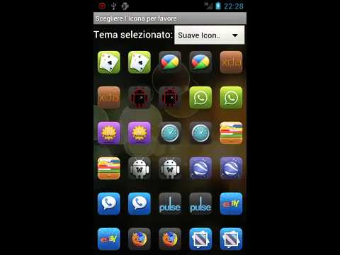 Download Suave Theme For Go Launcher 2.09 Full APK For FREE