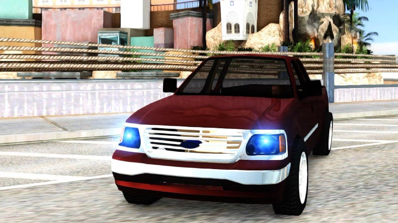 Ford Lobo 2000 - Gta San Andreas