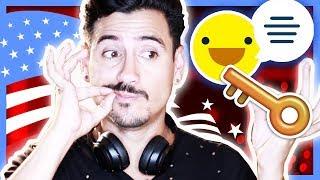 5 TIPS PARA HABLAR INGLES COMO UN NATIVO AMERICANO 🔑 | An...