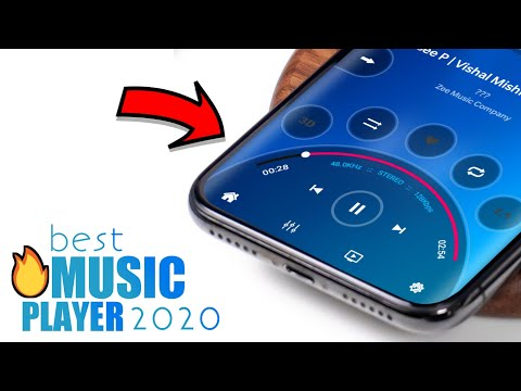 TOP 7 POWERFUL ANDROID MUSIC PLAYER APPS 2020 - MUST HAVE!