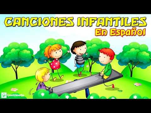 Canciones Infantiles En Español Para Niños Para Bailar y Cantar Mix ♫ Musica Para Niños, Fiesta!