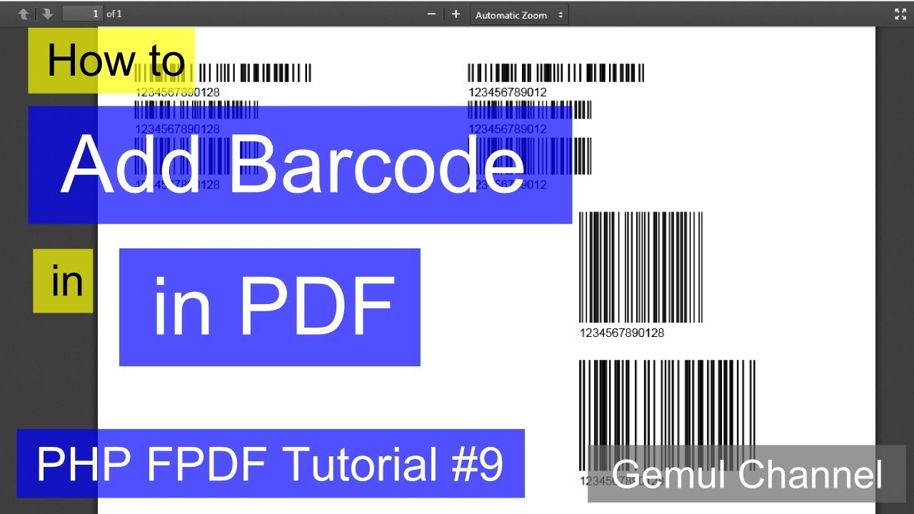 Fpdf draw line example