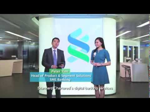 Standard Chartered SME Banking -- Digital Solutions