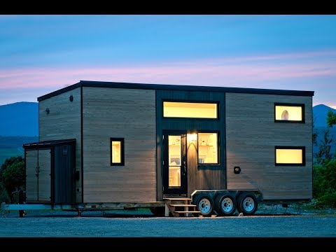 Gorgeous Tiny House Built For Mother and Daughter