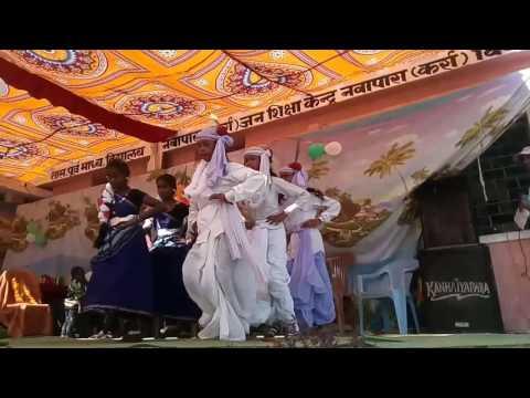 Tuhar lugara Hamar dhoti ke group dance middle school navapara karra pali Korba Chhattisgarh
