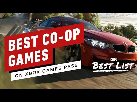 The Best Co-op Games With Xbox Game Pass - IGN Best List