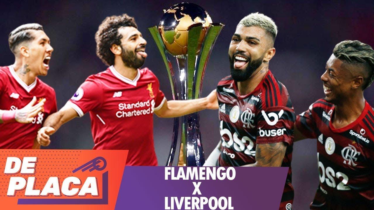 Flamengo X Liverpool Qual O Melhor Time Mano A Mano