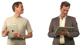 Surface Pro 3 Review - David #Pogue's Apple-style Ad
