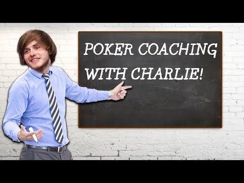 Poker Coaching With Charlie Carrel - Moving Up To 50NL