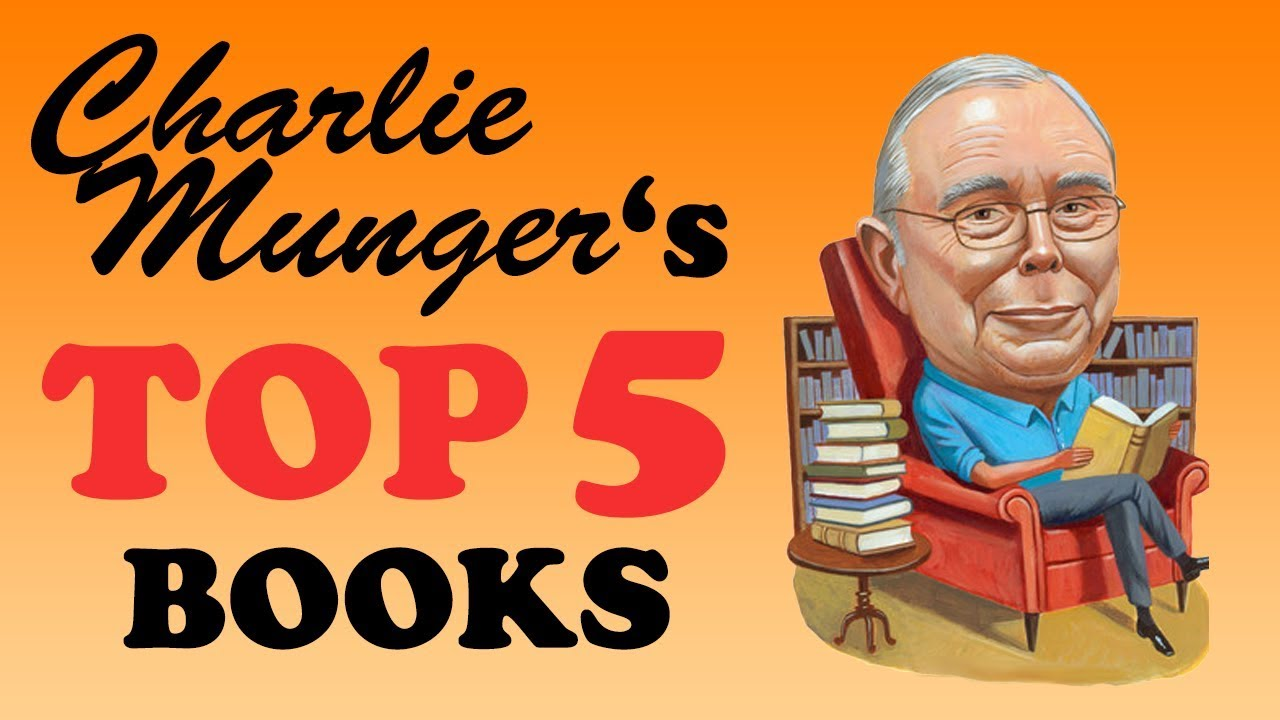 Charlie Munger Top 5 Book Recommendations | Investor | Businessman | Author | Philanthropist PART 1