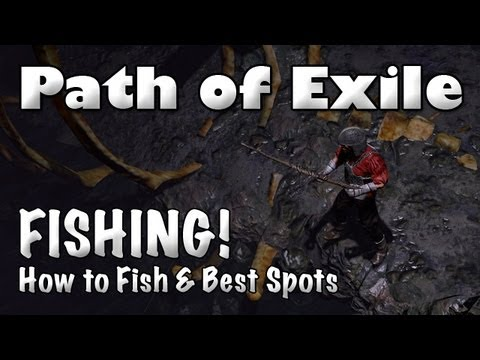 Path of Exile: Complete Guide to Fishing! (Best Locations & Gear for Big Catches!) Apr 1
