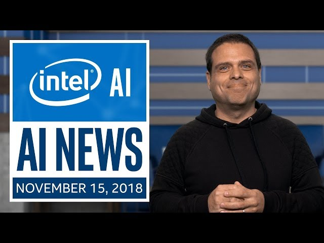 Deep Learning Brings Touch to Robots | AI News | Intel Software