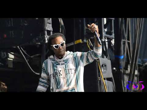 Migos Live @ The Meadows Music and Art Festival 2017 NYC