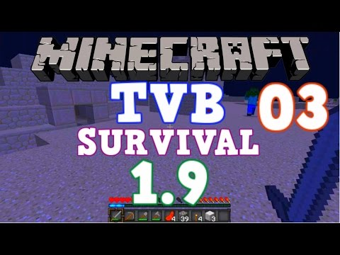 TVB Survival 1.9 | Episode 3: DESERT TEMPLES (Minecraft Survival Lets Play)