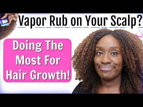 Pros & Cons of VapoRub For Hair Growth + Alternative Safer Options