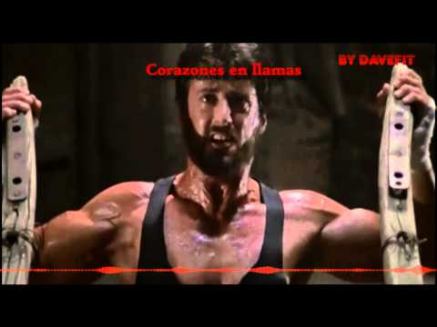 ROCKY IV HEARTS ON FIRE SUBTITULOS ESP 1080HD