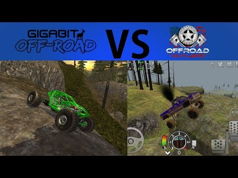 Gigabit Offroad VS Offroad Outlaws   AN IN-DEPTH COMPARISON