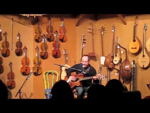 Mario live Eight Guitars folk music center claremont california Jan 27 2013