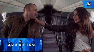 Ryan and Alex Reunited - Quantico 1x22